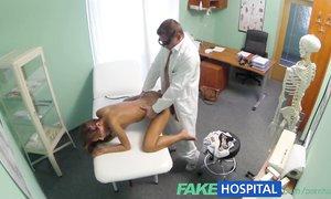 Фейковый госпиталь или секс врача с пациенткой